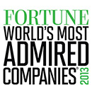FORTUNE Magazine's Most Admired Companies